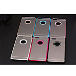 4.7 Inch Special Design Diamond Mirror PC Back Cover for iPhone 6(Assorted Colors)