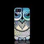 uil patroon dekking voor iphone 4 / iphone 4 s case