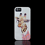 girafe couvrent modèle pour iphone 4 / iPhone 4 s