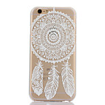 Campanula Pattern Hard Back Case for iPhone 6