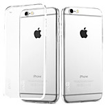 For Apple Iphone6 4.7 Inches Cases Following Transparent Shell Crystal Sets Of Soft Sets Of Lottery