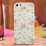 Colored Drawing Fashion Style Protection Shell for iPhone5/5s -P275