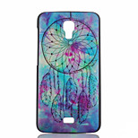 Campanula Pattern Painted PC Phone Case for Wiko BLOOM