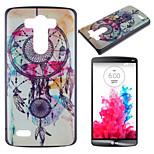 Campanula Pattern PC Phone Case for LG G3