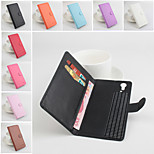 Protective PU Leather Magnetic Vertical Flip Case for Cubot X9(Assorted Colors)