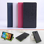 Protective PU Leather Magnetic Vertical Flip Case for Lenovo K80/K80M(Assorted Colors)