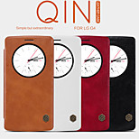 NILLKIN Qin Series Leather Case Turnkey Following Cover Case for LG G4(Assorted Colors)