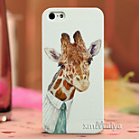 Colored  Drawing Fashion Style Protection Shell for iPhone5/5s Maiya-P122