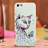 olor Drawing Fashion Style Protection Shell for iPhone5/5s P562