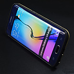 iron man kova kotelo suojus kanssa seisontatuki Samsung Galaxy s6 reuna