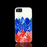 russe couvrent modèle de style pour l'iphone 4 / iPhone 4 s