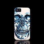 crâne couvrent modèle pour iphone 4 / iPhone 4 s