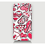 Love of Design and Color Pattern Case Back Cover for Phone4/4S Case
