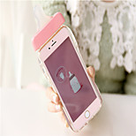 Case for iphone 5 Transparent Cute 3D Milk Bottle Protector Skin Case Cover for iphone 5S