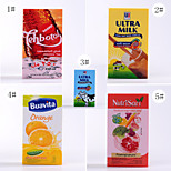 Creative Gift Mini Portable Beverage Box Speaker for PC/MP3/PM4/Smart Phones(Also Support IF Card & USB)