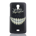 Tooth Pattern PC Material Phone Case for Wiko BLOOM