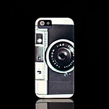 Camera Pattern Hard Cover for iPhone 5 Case for iPhone 5 S