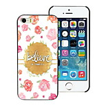 Believe Design Hard Case for iPhone 5/5S