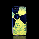Radiation Pattern Hard Cover for iPhone 5 Case for iPhone 5 S