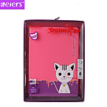 Leiers™ Domi Cat 2nd PU+TPU Leather Ultra-thin Case 3D Cartoon Lovely Cover With Card Slot Stand for ipad air/iPad 5