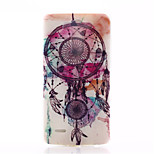 Campanula Pattern TPU Material Soft Phone Case for LG G3 MINI