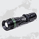 Others 2 2 Mode 180 Lumens LED Flashlights Adjustable Focus/Rechargeable LED Others Camping/Hiking/Caving/Everyday Use