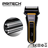 Professional Electric Shaver Dual Cutter Razor Blade Rechargeable Hair Removal For Man