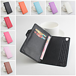 Protective PU Leather Magnetic Vertical Flip Case for KingZone K1(Assorted Colors)