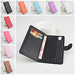 Protective PU Leather Magnetic Vertical Flip Case for Elephone G7(Assorted Colors)