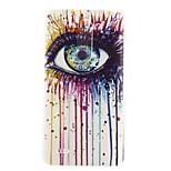 Eye Pattern TPU Material  Phone Case for LG G3 MINI