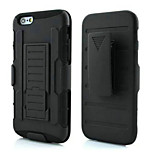 Future Armor Impact Holster Hybrid Hard Case for iPhone 6 Plus Rugged Belt Clip Kickstand Robort Case for Apple 6 Plus