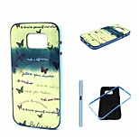 TPU Protection Frame Back Case for Samsung Galaxy S6