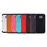 speziell entwickelt tpu rückseitige Abdeckung für Samsung-Galaxie s6 (verschiedene Farben)