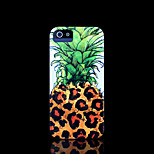 Pineapple Pattern Hard Cover for iPhone 5 Case for iPhone 5 S