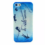 Angel Pattern PC Hard Case For iPhone 5/5S