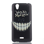 Tooth Pattern PC Material Phone Case for Wiko Birdy