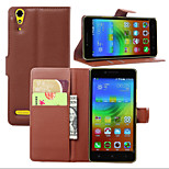 Litchi Around Open Standoff Phone Holster Suitable for Lenovo A6000(Assorted Color)