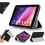 IVSO ASUS MeMO Pad 7 ME176CX Ultra Lightweight Slim Smart Cover Case with Auto Sleep/Wake Function- (Black)