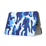 Hard Plastic Camo Protective Case for Macbook Pro 15.4'' inch