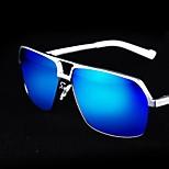 Men 's 100% UV400 Aviator Sunglasses