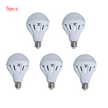 5pcs HRY® 12W E27 1100LM LED Globe Bulbs LED Light Bulbs(220V)
