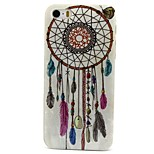 Butterfly Wind Chimes Pattern PC Hard Back Cover Case for iPhone 4/4S