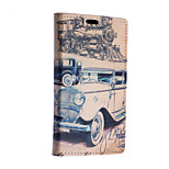 Car Pattern Full Body Case for Sony Xperia E4G(Assorted Colors)