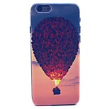 Balloon Pattern PC Material Phone Case for iPhone 6