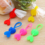 10PCS Colorful Food Vacuum Seal Clips