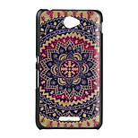 Sunflower Pattern PC Material Phone Case for Sony E4