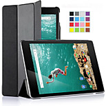 IVSO  Google Nexus 9 Case - Ultra-Lightweight Slim Smart Cover Case with Auto Sleep/Wake Function (Black)