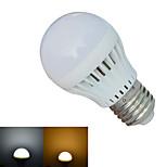 Lâmpada Redonda E26/E27 3 W 230-250 LM 3000-3200K/6000-6500K K Branco Quente/Branco Frio 6 SMD 5730 1 pç AC 85-265 V