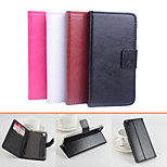 Protective PU Leather Magnetic Vertical Flip Case for Alcatel One Touch idol 3(5.5)(Assorted Colors)