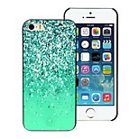 Green Sand Design Hard Case for iPhone 5/5S